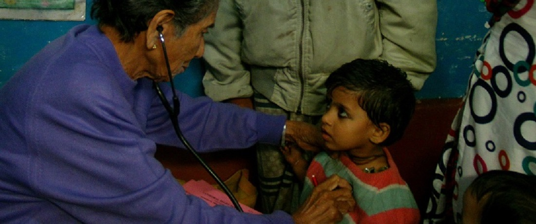 Improving the lives of poor and marginalised people in India